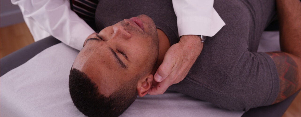 neck pain relief Deerfield Beach