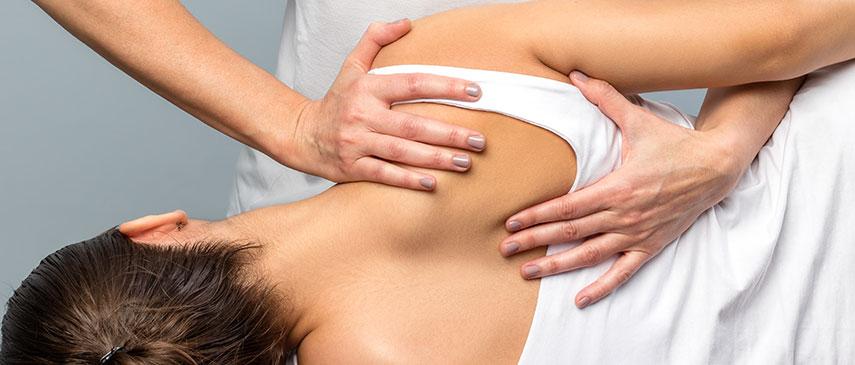 shoulder pain relief