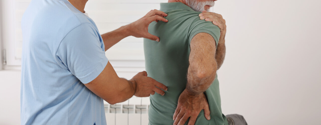Are You Living With Chronic Back Pain? You Don't Have to Any Longer